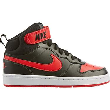 Nike Boys' Court Borough Mid Shoes