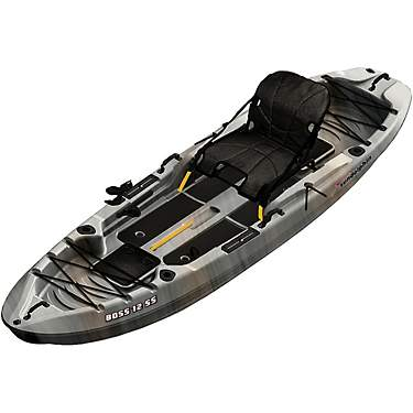 Sun Dolphin Boss 12 Sit-On Fishing Kayak