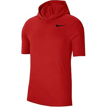 Nike Men's Dri-FIT Short Sleeve Training Hoodie