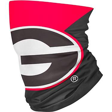 Forever Collectibles Adults' University of Georgia Big Logo Gaiter Scarf