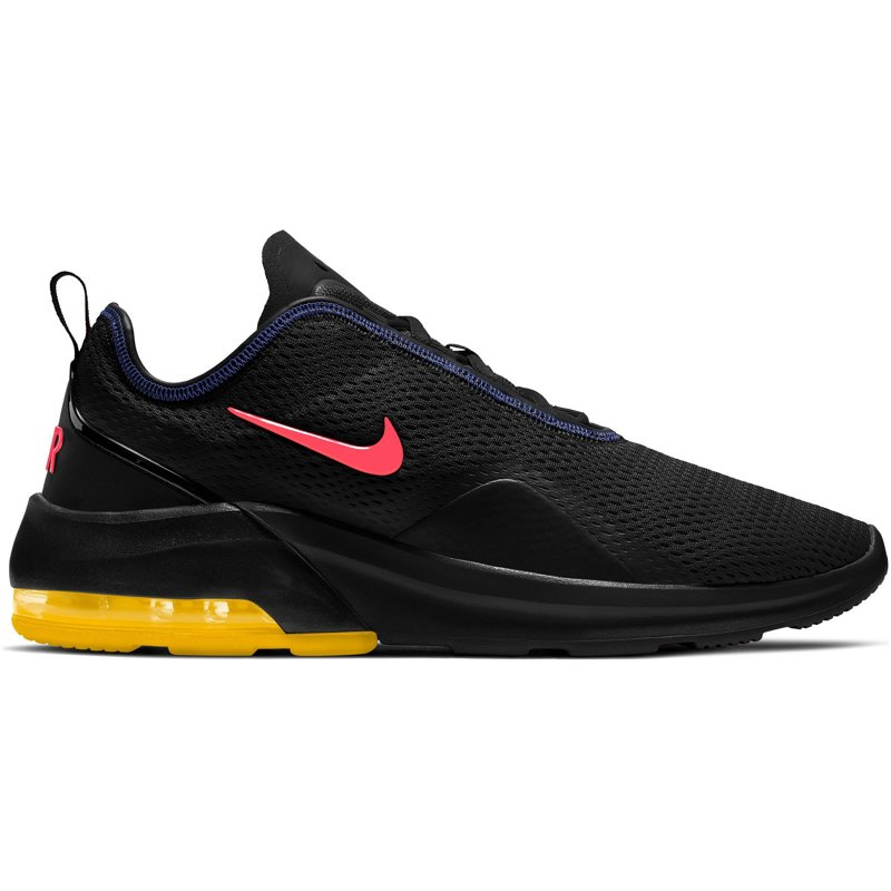 Nike Nike Men's Air Max Motion 2 Running Shoes Black/Flash Crimson/Laser  Orange, 14 - Men's Active at Academy Sports from Academy Sports + Outdoor  ...