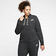 Women's Plus Size Hoodies + Sweatshirts
