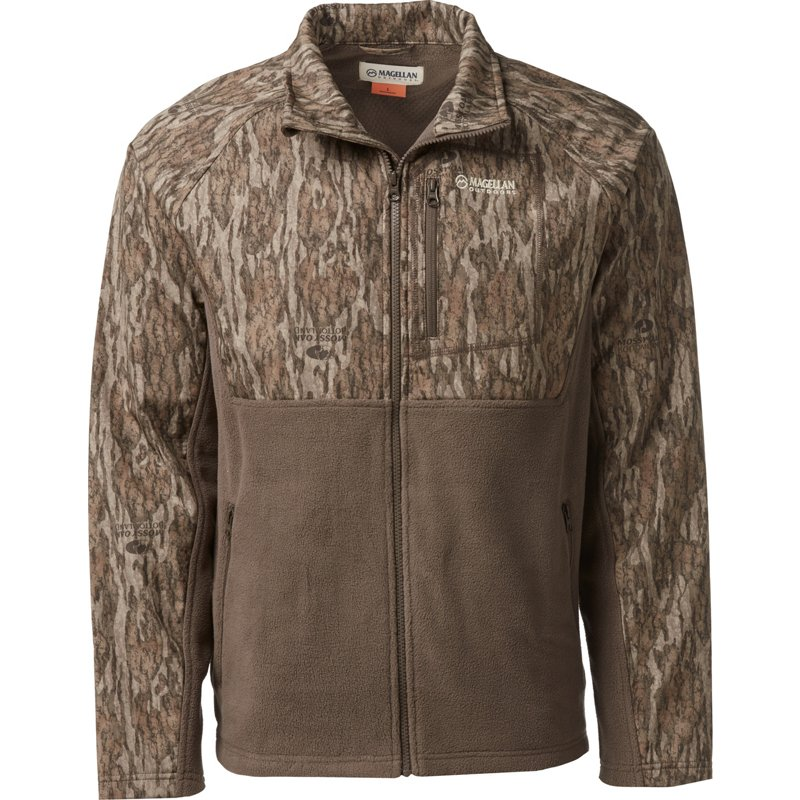 Magellan Outdoors Men's Boone Jacket, Large – Adult Insulated Camo at Academy Sports