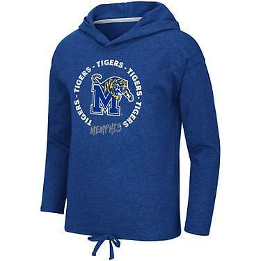 Colosseum Athletics Girls' University of Memphis Boating School Hoodie