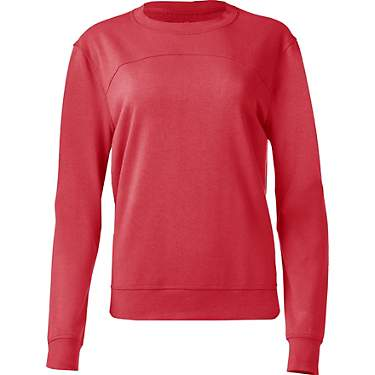 BCG Women's Cotton Fleece Pullover Sweatshirt