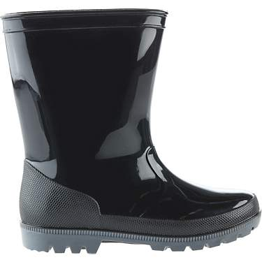 Magellan Outdoors Boys' PVC Rubber Boots