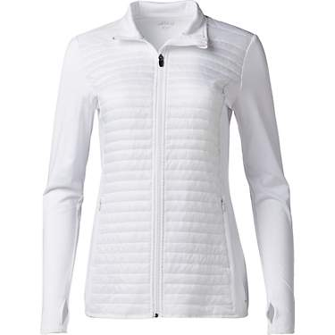 BCG Women's Quilted Full Zip Jacket
