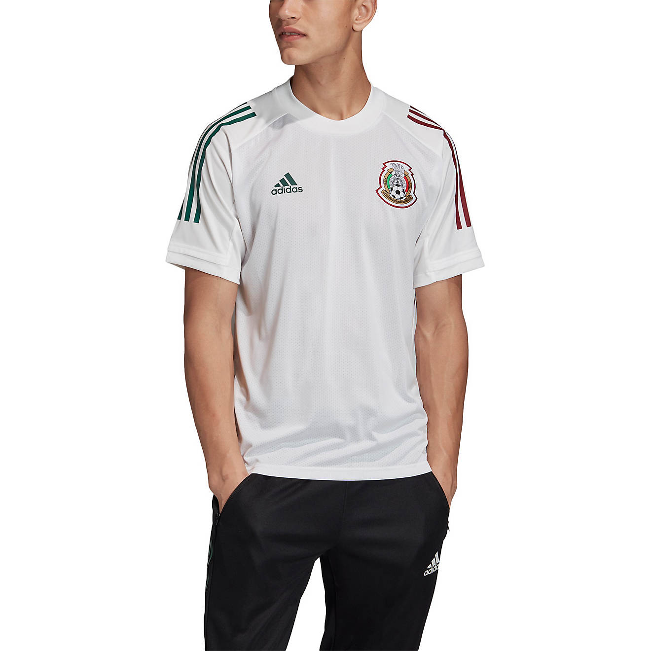 adidas Men's FMF Mexico Soccer Training Jersey | Academy