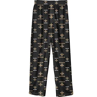 NFL Youth New Orleans Saints Team Colored Sleepwear Pants