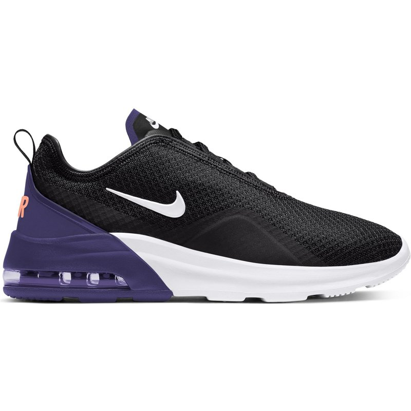 lobo herramienta Perspicaz  Nike Women's Air Max Motion 2 Running Shoes Black/Dark Purple, 10 - Women's  Athletic Lifestyle at Academy Sports | SportSpyder