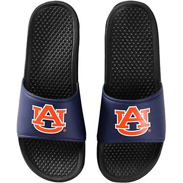 Forever Collectibles Men's Auburn University Slide Sandals