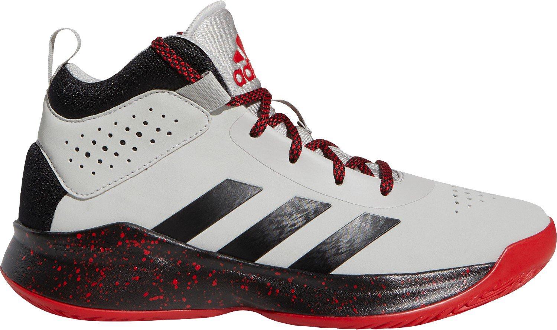 adidas Boys' Cross Em Up Basketball Shoes