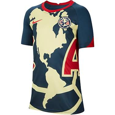 Nike Boys' Club America Training Short Sleeve T-shirt