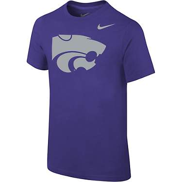 Nike Boys' Kansas State University Logo T-shirt