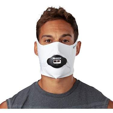 Shock Doctor Adults' Play Safe Face Mask