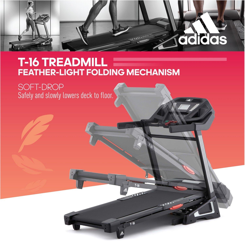 región Excremento Mujer joven  adidas T-16 Treadmill | Academy