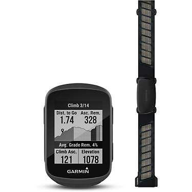 Garmin Edge 130 Plus Bike Computer with HRM-Dual Bundle