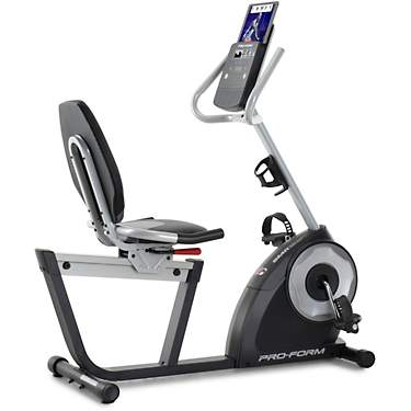 ProForm 235 CSX Recumbent Bike with 30 day IFIT Subscription