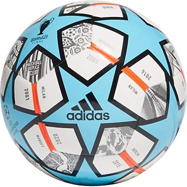 adidas Finale 21 20th Anniversary UCL Club Adults' Soccer Ball