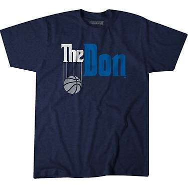 Breaking T Men's Dallas Mavericks Luka Doncic 77 The Don Tee T-shirt