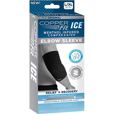 Copper Fit Ice Elbow Sleeve