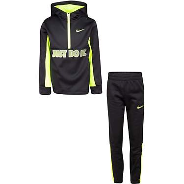 Nike Boys' Therma Half-Zip Hoodie and Joggers Set