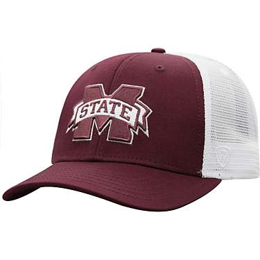 Top of the World Men's Mississippi State University BB Adj 2Tone Cap