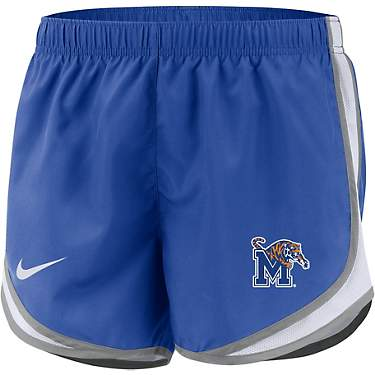 Nike Women's University of Memphis Tempo Running Shorts 3 in