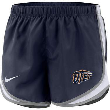Nike Women's University of Texas at El Paso Tempo Running Shorts 3 in