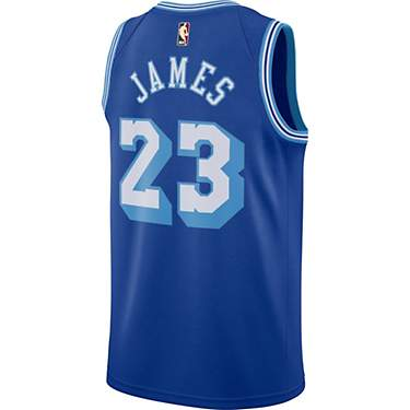Nike Men's Los Angeles Lakers Lebron James 2020 Classic Edition Swingman Jersey