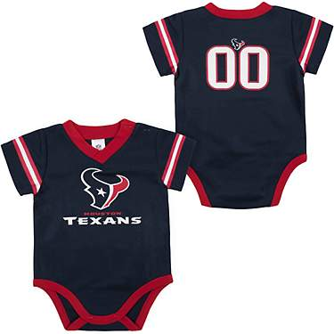 Gerber Infant Boys' Houston Texans Dazzle Bodysuit