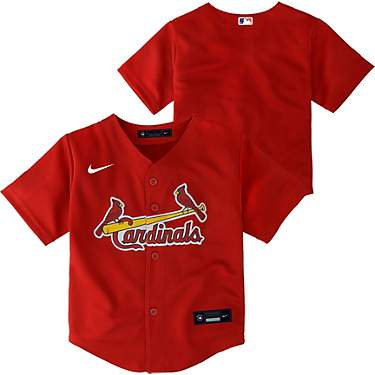 Nike Toddlers' St. Louis Cardinals Team Replica Finished Jersey
