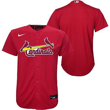Nike Youth St. Louis Cardinals Team Replica Finished Jersey