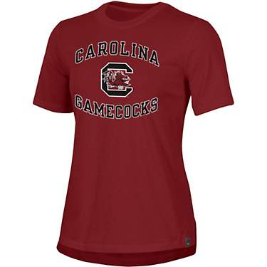Under Armour Women's University of South Carolina Performance Cotton Short Sleeve T-shirt