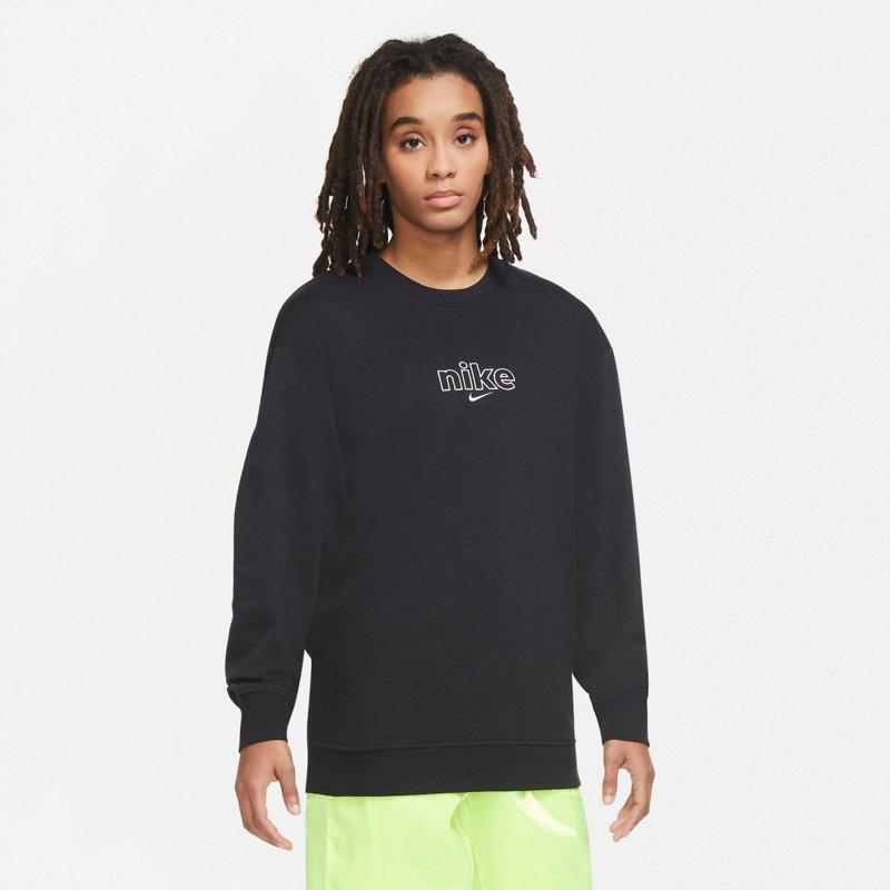 Nike Nike Women's Sportswear Fleece Crew Sweatshirt Black, Large - Women's  Athletic Fleece at Academy Sports from Academy Sports + Outdoor Affiliate |  ...