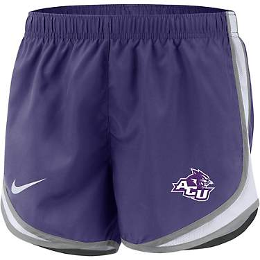 Nike Women's Abilene Christian University Tempo Running Shorts 3 in