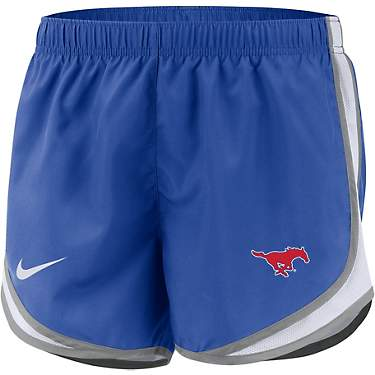 Nike Women's Southern Methodist University Tempo Running Shorts 3 in