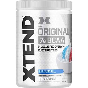 Scivation Xtend Original Freedom Ice BCAA Supplement