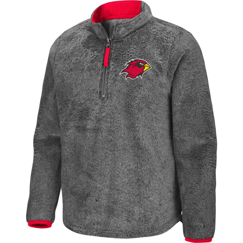 Colosseum Athletics Girls' Lamar University Puffer Fish 1/2 Zip Pullover Gray, Medium – NCAA Men's Fleece/Jackets at Academy Sports