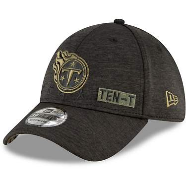 New Era Men's Tennessee Titans 39THIRTY Onfield 20 STS Ball Cap