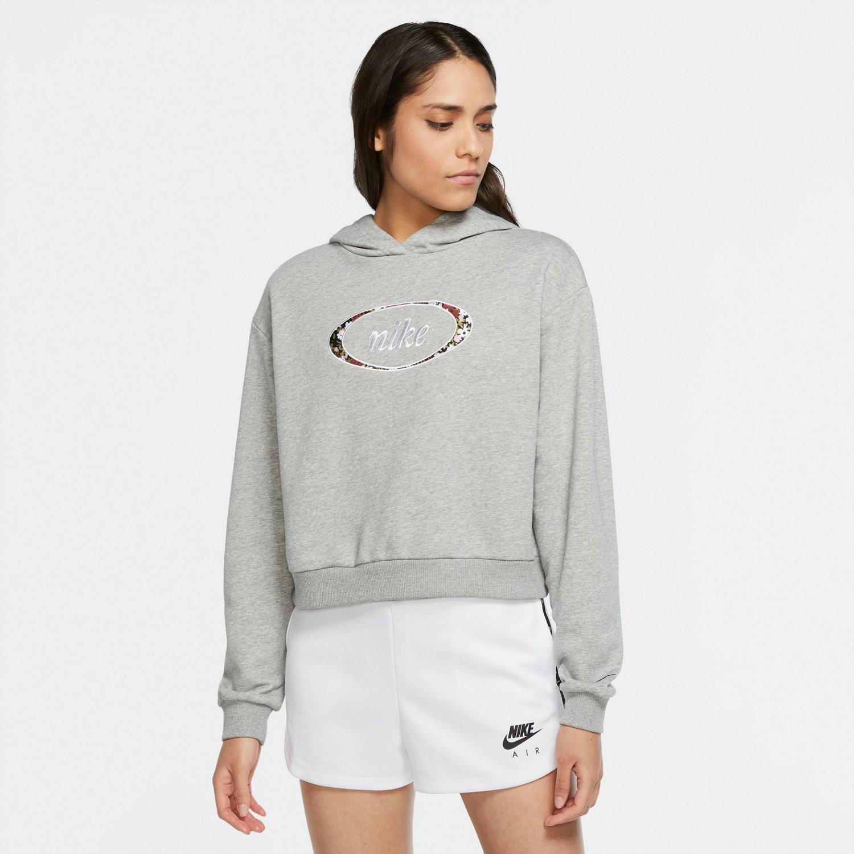 Nike Women's Sportswear Femme Cropped Hoodie | Academy