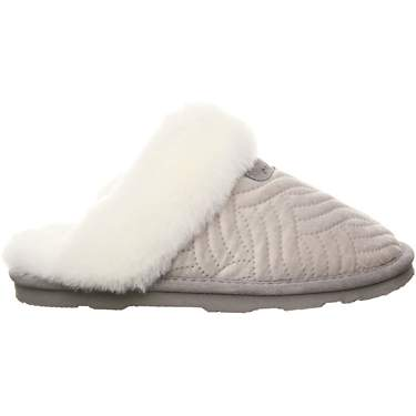 Bearpaw Women's Loki Quilted Slippers