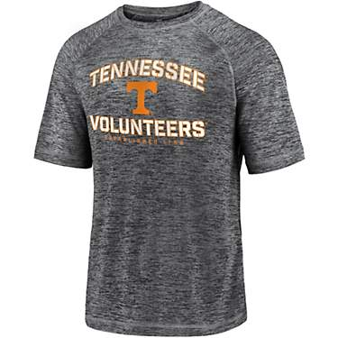 University of Tennessee Men's Line Up Primary Threat Graphic T-shirt