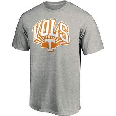 University of Tennessee Men's Line Up Team Adrenaline Graphic T-shirt