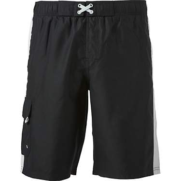 O'Rageous Men's Side Taped Cargo Boardshort