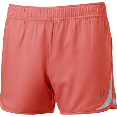 BCG Girls' Woven Solid Running Shorts