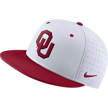 Nike Men's University of Oklahoma AeroBill Baseball Cap