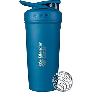 BlenderBottle Strada 24 oz Insulated Stainless Steel Bottle