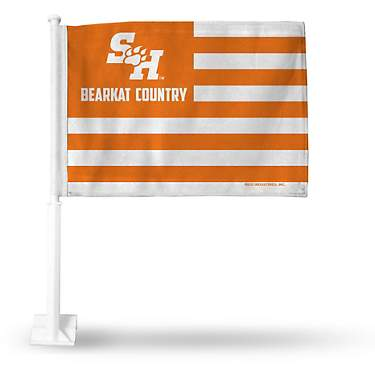 Rico Sam Huston State University Country Car Flag