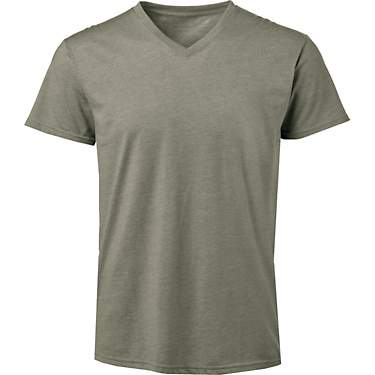 BCG Men's Athletic Cotton V-neck T-shirt